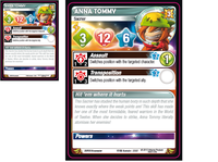 Board Game Accessory: Krosmaster: Arena – 2x cards