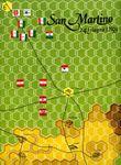 Board Game: San Martino 24 Giugno 1859