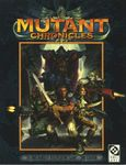 RPG Item: Mutant Chronicles: The Techno-Fantasy Roleplaying Game - 2nd Edition