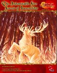 RPG Item: War of the Burning Sky #02: The Indomitable Fire Forest of Innenotdar (4E)