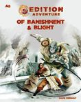 RPG Item: 5th Edition Adventure A06: Of Banishment & Blight (5E)