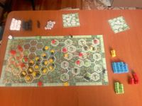 Board Game: Species