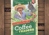 Board Game: Coffee Traders
