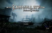 Video Game: Chivalry: Medieval Warfare
