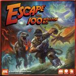 Board Game: Escape from 100 Million B.C.