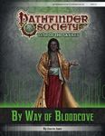 RPG Item: Pathfinder Society Scenario 6-09: By Way of Bloodcove