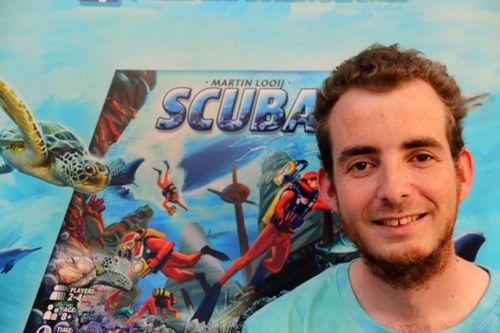 Board Game: Scuba