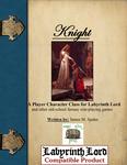 RPG Item: Knight