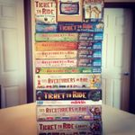 Family: Game: Ticket to Ride (Official)