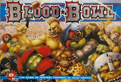 Blood Bowl (Second Edition) Cover Artwork