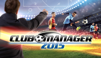 Video Game: Club Manager 2015