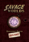 RPG Item: Savage Worlds Gentleman's Edition Revised