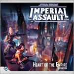 Board Game: Star Wars: Imperial Assault – Heart of the Empire