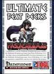 RPG Item: Ultimate Feat Decks: NeoExodus: A House Divided