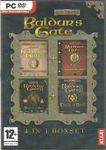 Video Game Compilation: Baldur's Gate 4 in 1 Boxset