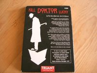 Board Game: Kill Doctor Lucky