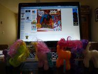 Board Game: My Little Pony Hide & Seek