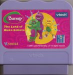 Video Game: Barney: The Land of Make Believe