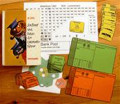 Board Game: 1830 Lummerland