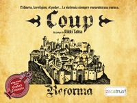 Coup + Reforma