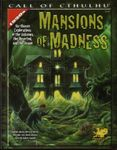 RPG Item: Mansions of Madness (2nd Edition)
