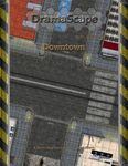 RPG Item: DramaScape SciFi Volume 52: Downtown