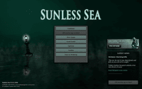 Video Game: Sunless Sea