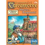 Board Game: Carcassonne: Expansion 5 – Abbey & Mayor