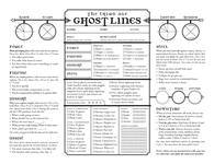 RPG Item: Ghost Lines