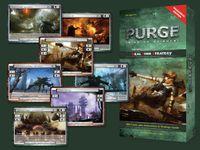 Board Game: PURGE: Sins of Science
