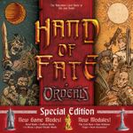 Board Game: Hand of Fate: Ordeals – Special Edition