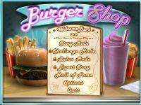 Video Game: Burger Shop