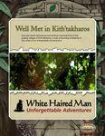RPG Item: Well Met in Kith'takharos (Savage Worlds)