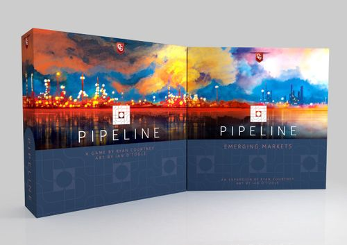 Board Game: Pipeline: Emerging Markets