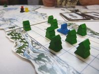 Board Game: Snow Tails