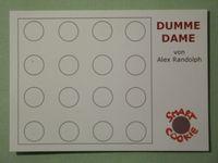Board Game: Dumme Dame
