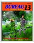 RPG Item: Bureau 13: For the d20 System