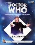 RPG Item: Unauthorized Adventures in Time and Space: 3rd Doctor Expanded Universe Sourcebook 2018 Addendum