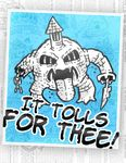 RPG Item: It Tolls for Thee