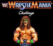 Video Game: WWF WrestleMania Challenge
