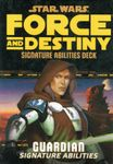 RPG Item: Force and Destiny Signature Abilities Deck: Guardian