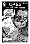 RPG Item: QAGS the Quick Ass Game System (First Edition)