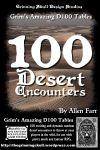 RPG Item: 100 Desert Encounters for all Fantasy RPGs