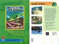 Video Game: Army Men: Air Attack