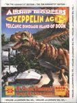 RPG Item: Airship Troopers: Volcanic Dinosaur Island of Doom – Oh The Humanity! Edition