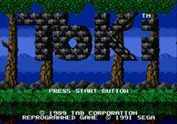 Video Game: Toki