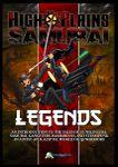 RPG Item: High Plains Samurai: Legends