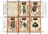 RPG Item: Saga of the Goblin Horde: Countdown Deck