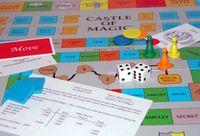 Board Game: Castle of Magic