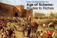 Board Game: Age of Scheme: Routes to Riches